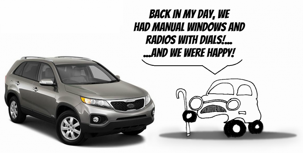 Old Cars Have Their Perks, Too! - First Baldwin Insurance